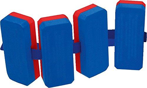 Sport-Thieme Schwimmgürtel, Bis 30 kg, 4-teilig