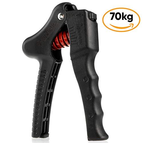 aptletics Multi Grip Fingerhantel 2.0 - Premium Handtrainer für enorme Leistungssteigerung beim Klettern | Fitness | Krafttraining | Bouldern | Bodybuilding | Turnen | Kampfsport | Mountainbiken