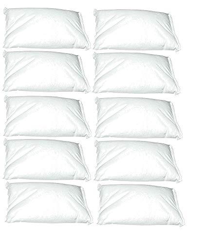 10 Nachfüllpackungen à 1,2 kg für Raumentfeuchter - verhindert Schimmel, Moder, üble Gerüche, Stockflecken - Raum-Entfeuchter