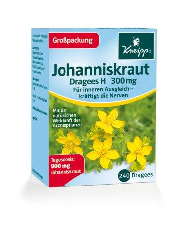 Kneipp Johanniskraut H, 240 Dragees