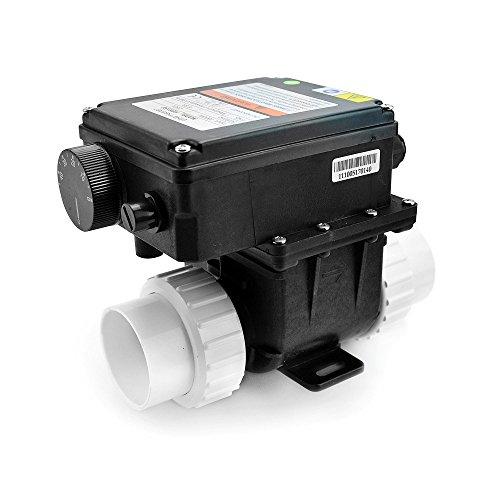 AQUADE Heizung Whirlpool Whirlpoolheizung SPA Durchlauferhitzer CE + TÜV Zertifiziert Leistung: 3 KW