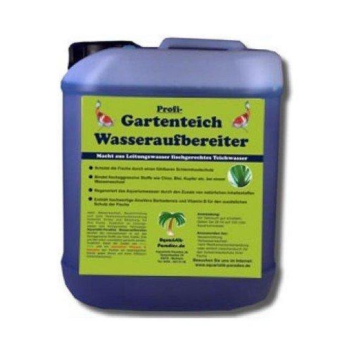 Profi Gartenteich Wasseraufbereiter 5.000 ml