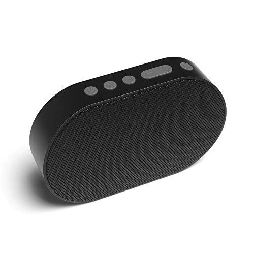 GGMM Tragbarer Bluetooth Lautsprecher 4.2 Wi-Fi Multiroom Speaker mit Amazon Alexa, E2 Airplay Lautsprecher Stereo Sound 10W
