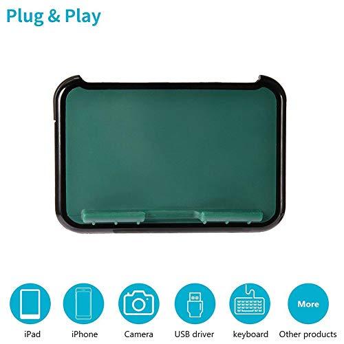 Blue-Yan OTG-Ständer für iPhone/IPad, IOS-Gerätekonverter, Multifunktions-Datenkonvertierungs-Ladegerät, externes Gerät mit 8-poliger Ladefunktion