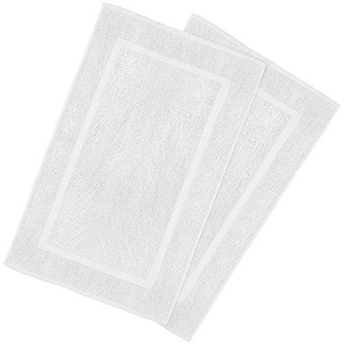 UTOPIA Handtücher 2Luxus gekämmte Baumwolle Badteppich 53,3x 86,4cm