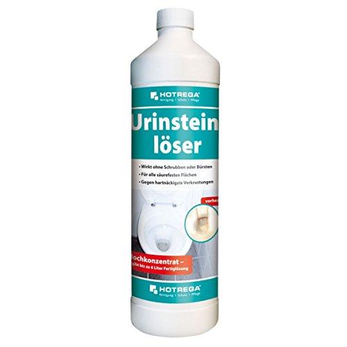 Hotrega H160420001 Urinsteinlöser, Hochaktives Konzentrat zur Entfernung hartnäckigster Verkrustungen