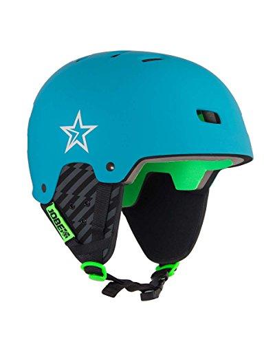 Jobe BASE WAKE helmet Helm Wakeboard Kite Surf Wassersporthelm Teal Blue