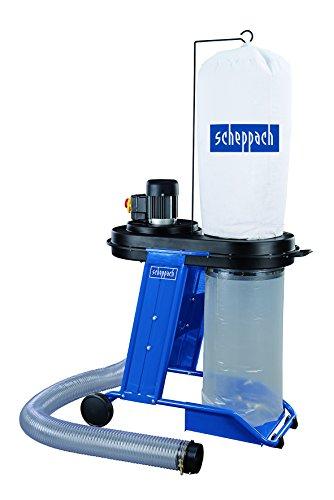 Scheppach 3906301915 Absauganlage HD12 inkl.Adapter Set, 550W 230V50Hz