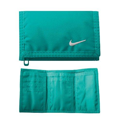 Nike Erwachsene Basic Wallet Geldbeutel, Gamma Blue/White, One Size