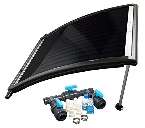well2wellness Pool Solarheizung Poolheizung Solar 'Exclusiv' Plus Bypass-Set Basic (023921)