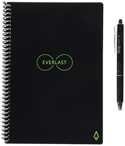 Rocketbook wiederverwendbares Wirebound-Notebook Executive (6'x8.8')