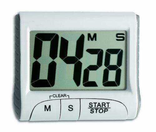 TFA 38.2021 elektronischer Timer mit Stoppuhr