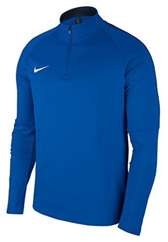 Nike Herren Dry Academy 18 Drill Longsleeve, Royal Blue/Obsidian/White, L