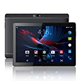 10.1' 3G Tablet PC, 2GB RAM, 32GB Speicher, Dual-SIM, Android 7.0, IPS HD 1280x800, Quad Core CPU, 5G WiFi/WLAN/Bluetooth, USB/SD (Schwarz)