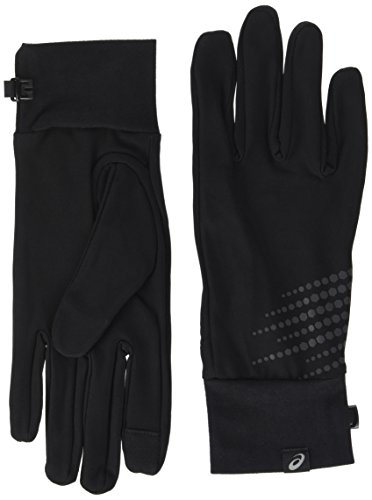 ASICS Herren Basic Handschuhe, Performance Black, L