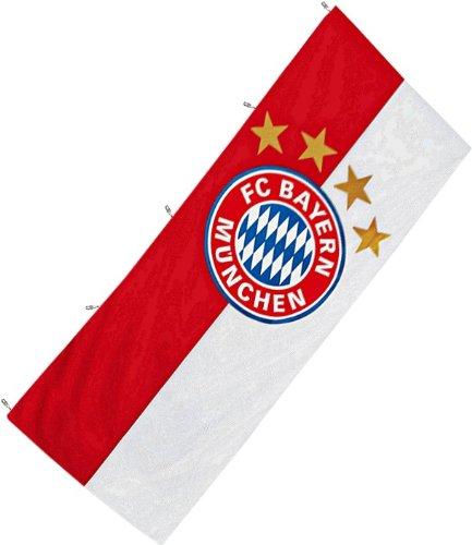 FCB Hissfahne Logo 4 x 1,5 m