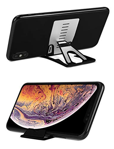 iMangoo Multi Winkel Tablet Dock Verstellbare Faltbare Cradle Portable Mini Tischständer Smartphone Ständer Halter Kompatibel mit iPhone X Xs Max iPad Mini Samsung Galaxy Note 9 OnePlus 6T
