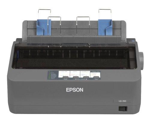 Epson LQ-350 Matrixdrucker (24-Nadeln, USB 2.0) schwarz