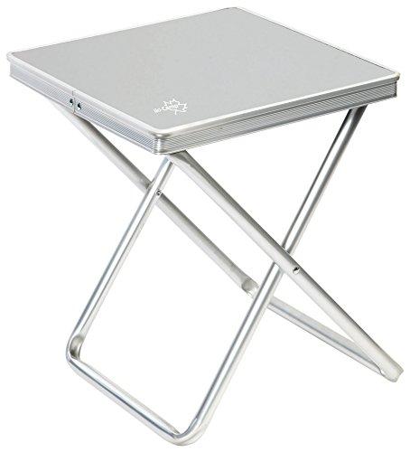 Hockertisch mit abnehmbarer Tischplatte
