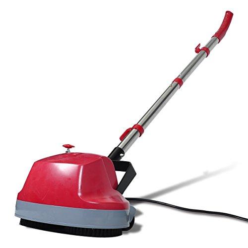 vidaXL 250471Floor Polisher–Floor Polishers (Red)