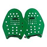 Sport Thieme 'Swim-Power Hand-Paddles | Schwimm-Paddel für Wettkampf und Schwimmtraining | Ergo-Form, Unzerbrechlich, Formstabil | Versch. Größen/Farben | Deutsche Markenqualität