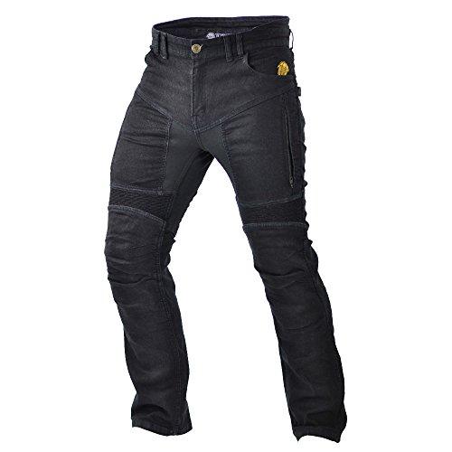 Trilobite Motorrad Herren Jeans Parado, schwarz Größe : 34