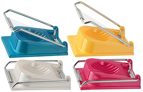 Fackelmann 41899 Eischneider, Kunststoff, mehrfarbig