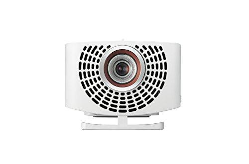 LG PF1500G LED-Projektor (Full HD, Kontrast 150000:1, 1.920 x 1.080 Pixel, 1400 ANSI Lumen, HDMI, USB) weiß