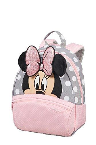 SAMSONITE Disney Ultimate 2.0 - Small Kinder-Rucksack, 28 cm, 7 L, Minnie Glitter