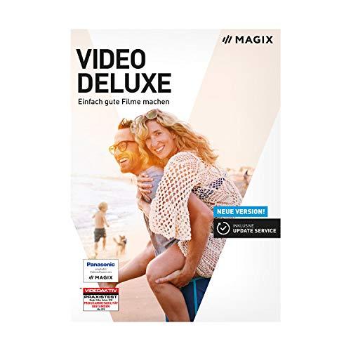 MAGIX Video deluxe 2019 - Videobearbeitung, die Spaß macht.    Standard   PC   PC Aktivierungscode per Email