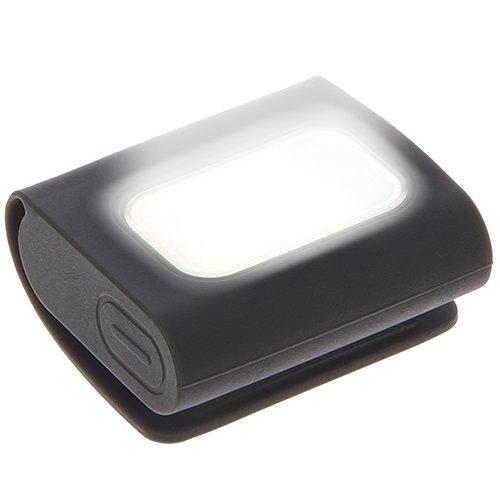 LED Sicherheitslicht | Per USB Wiederaufladbare Sicherheitsleuchte | Auch als Fahrradlampe einsetzbar | Leicht Und Kompakt mit Befestigungsclip | Für Laufen, Spazieren, Hundehalsbänder, Wandern, Joggen