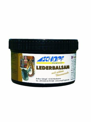 SCHOPF 301137 Zaumzeug-und Sattelpflege, 300 ml-Lederbalsam