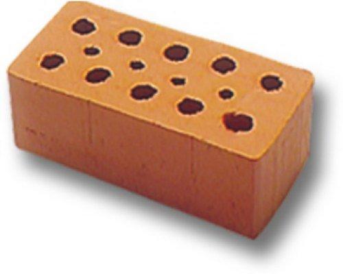 32 Stück Teifoc Backstein Rot, 1 Beutel
