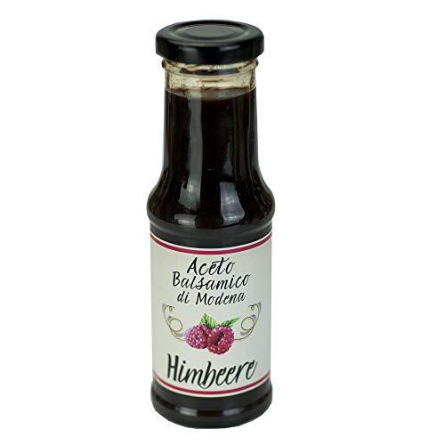 Altenburger Original Himbeer Balsamico 200ml in der Flasche, frische Fruchtbalsamico-Kreation für sommerlich leichte Speisen