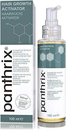 Panthrix - Haarwuchsmittel   MADE IN GERMANY   2 Monats-Vorrat - hochdosiert   Wirkstoff Redensyl unterstützt und fördert das Wachstum der Haare   Anti - Haarausfall für Männer & Frauen