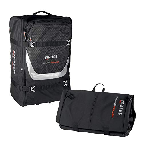 Mares Cruise Backpack Roller Unisex - Erwachsene Black One Size