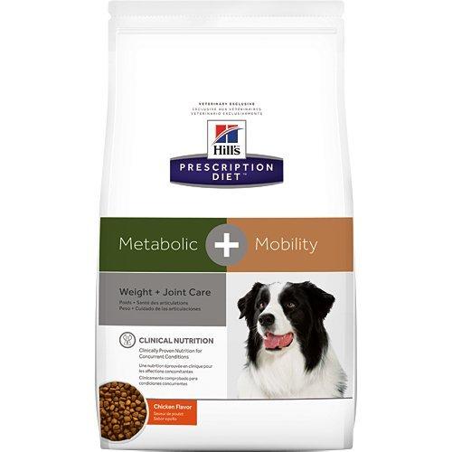 Hill's Hund Metabolisch + Mobilität, 1er Pack (1 x 12 kg)