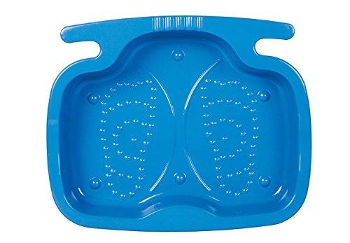 Intex Schwimmbadzubehör Fussbad, blau, 56 x 46 x 9 cm