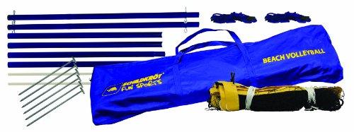 Schildkröt Funsports Netzgarnitur Beachvolleyball, blau, 970995