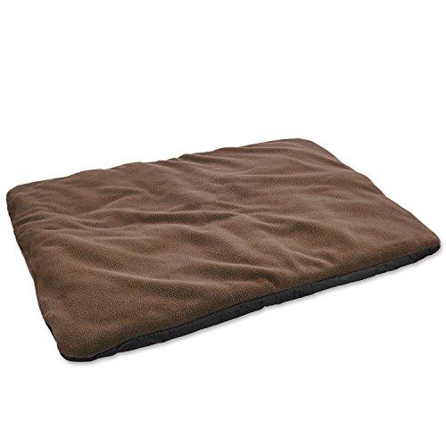 VITAZOO Pro Thermodecke, hochisolierend und dick gepolstert, Unterseite rutschfest und wasserabweisend, 70 cm x 100 cm | 2 Jahre Zufriedenheitsgarantie | Hundedecke, Hundematratze, Hundebett, Wärmedecke