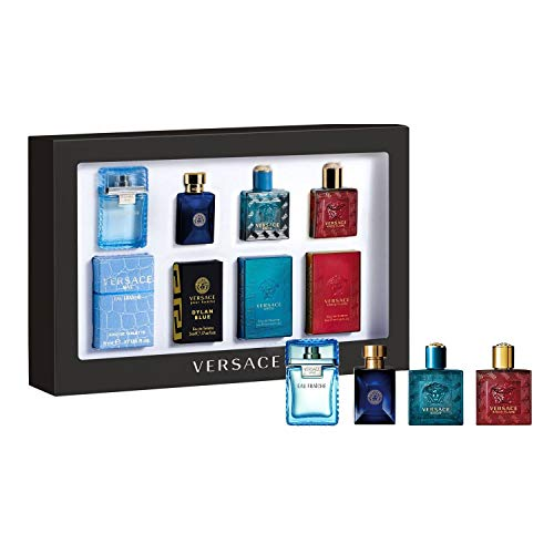 Versace Pour Homme Miniaturen Coffret 4x5ml