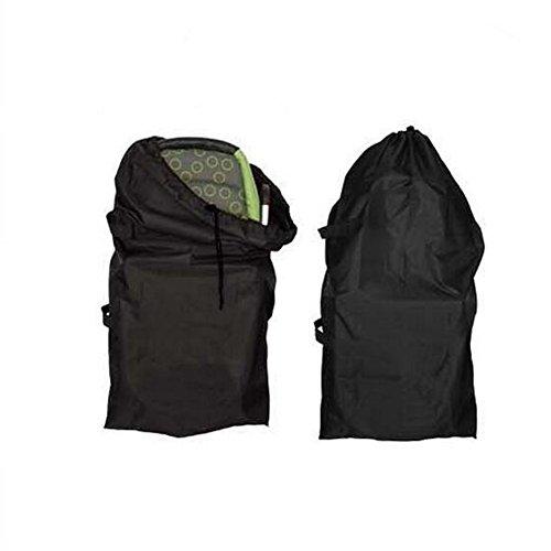 Yuccer Transporttaschen, Aufbewahrungstasche Schutzhülle für Kinderwagen Tasche Leicht Faltbarer Reisetasche Wasserdicht Tragegriff Stroller Travel Bag (B)