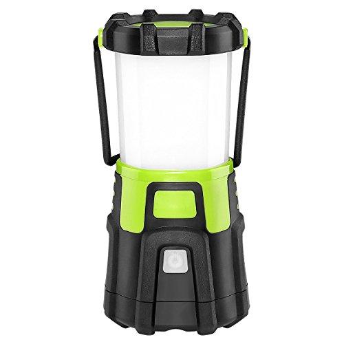 LE 1000lm Campinglampe 3 Helligkeiten dimmbar IPX4 wasserdicht Laterne Außenleuchte für Stromausfällen Wandern Camping Notfall Ausfälle Gartenlaterne LED Notfallleuchte