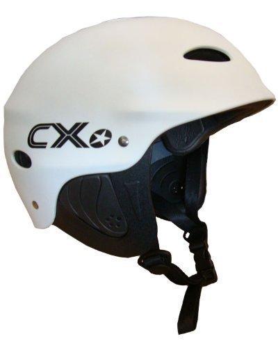 Concept X Helm CX Pro White Wassersporthelm: Größe: M