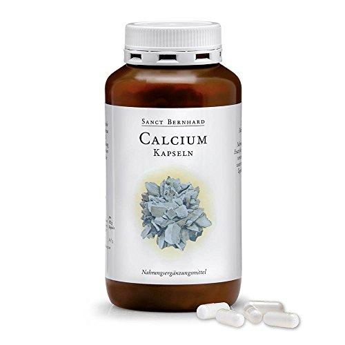 Sanct Bernhard Calcium-300 Kapseln, 1er Pack (1 x 215 g)