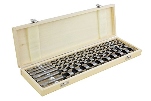 Holzbohrer Holzbohrerset Holzbohrersatz Schlangenbohrer 6-25mm 6-tlg (FHB6-25)