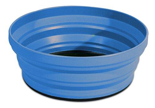 Falt-Schüssel X-Bowl Blau blau