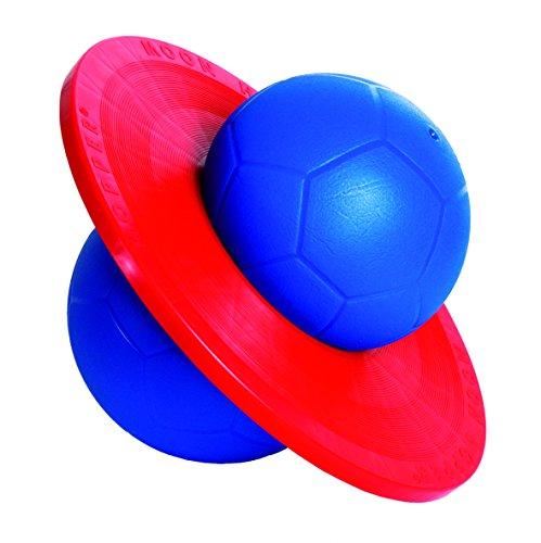 TOGU Hüpfball Moonhopper, blau/rot, 50x7,5 cm, 666900