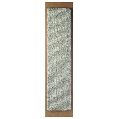 Trixie 43172 Jumbo Kratzbrett, 17 × 70 cm, grau