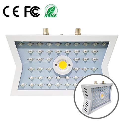 1200W LED Pflanzenlampe, Mit UV- Und IR-Vollspektrum-Anbauleuchte Für Zimmerpflanzen, Gemüse Und Blumen